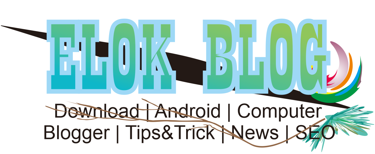 Elok Blog