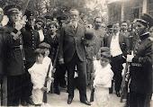 Carranza en 1917
