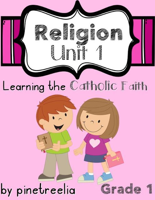 Religion Lessons Grade 1