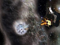Komet Tempel 1 Dekati Satelit NASA