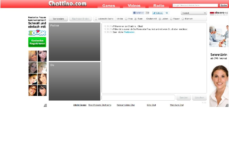 chattino free chat