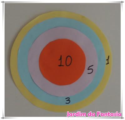 Brinquedo de Material Reciclável Fácil de Fazer e Sugestão de Jogo Acerte o Alvo