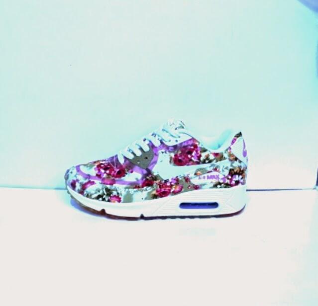 Sepatu Nike Air Max Plus 2014 Women's