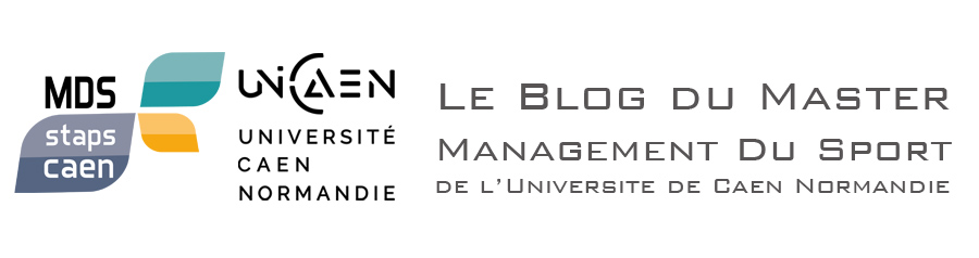 Blog du Master Management du Sport - STAPS Caen