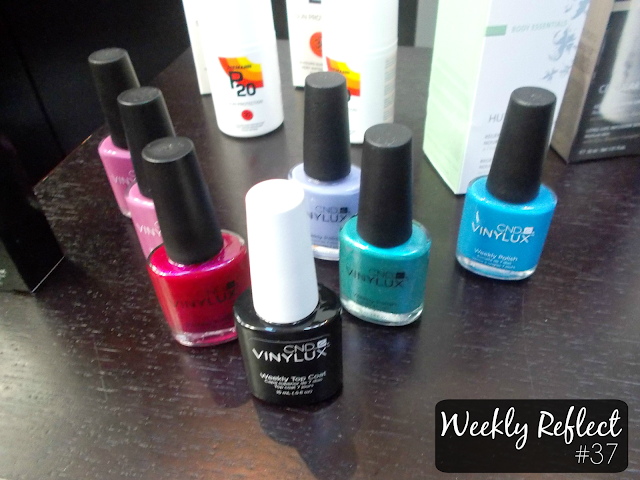 weekly reflect cnd vinylux first beauty blogger event the publicity loft eurovision equal marriage republic of ireland