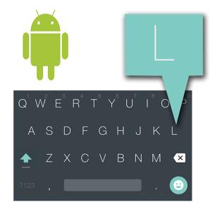 لوحة مفاتيح Android متوفرة الآن جوجل بلاي unnamed.png