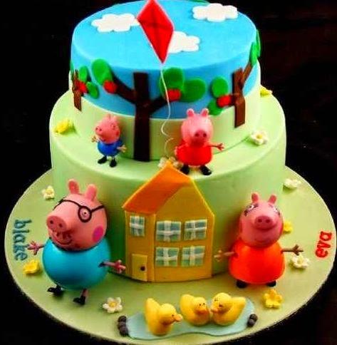 Accesorios de Fiestas Infantiles, Pepa Pig.