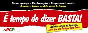 É TEMPO DE DIZER BASTA!