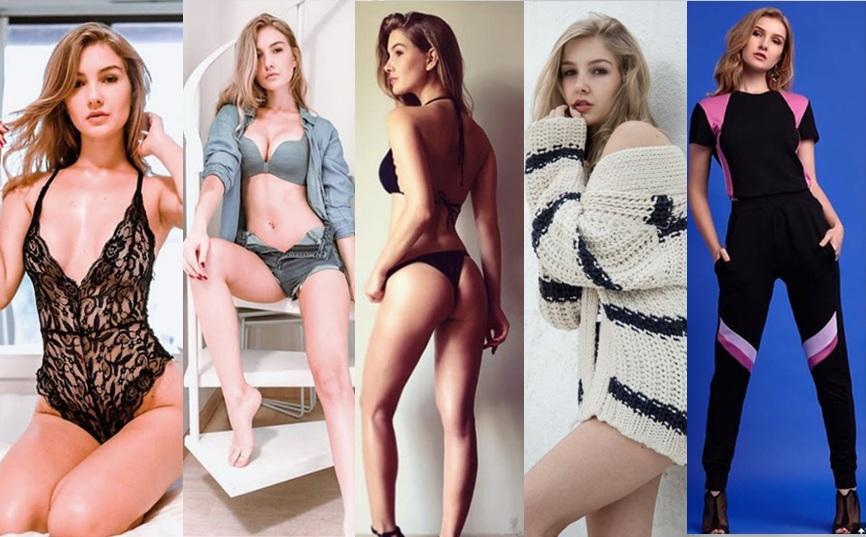 Gaúcha que modela há 3 anos no exterior cria canal no You Tube para ajudar novas modelos (New faces