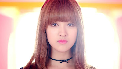 CLC Seunghee from Like MV