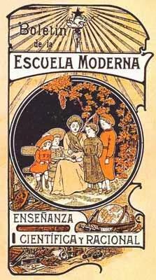 La Escuela Moderna de Ferrer i Guardia