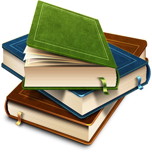 Free Books Icon PSD