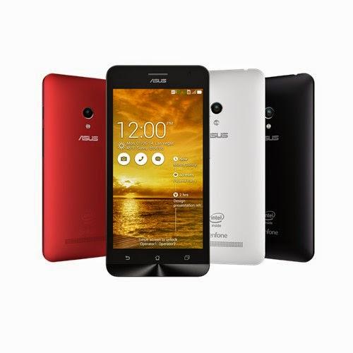 ... dan kelemahan (kekurangan) zenfone 5 a501cg | Smartphone Asus Zenfone