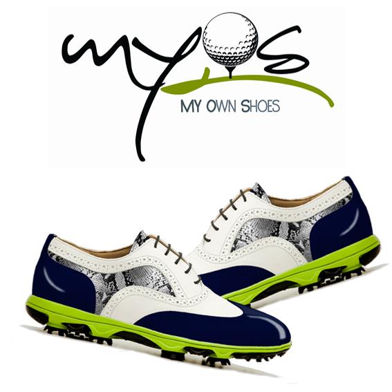 Zapatos de Golf Personalizados
