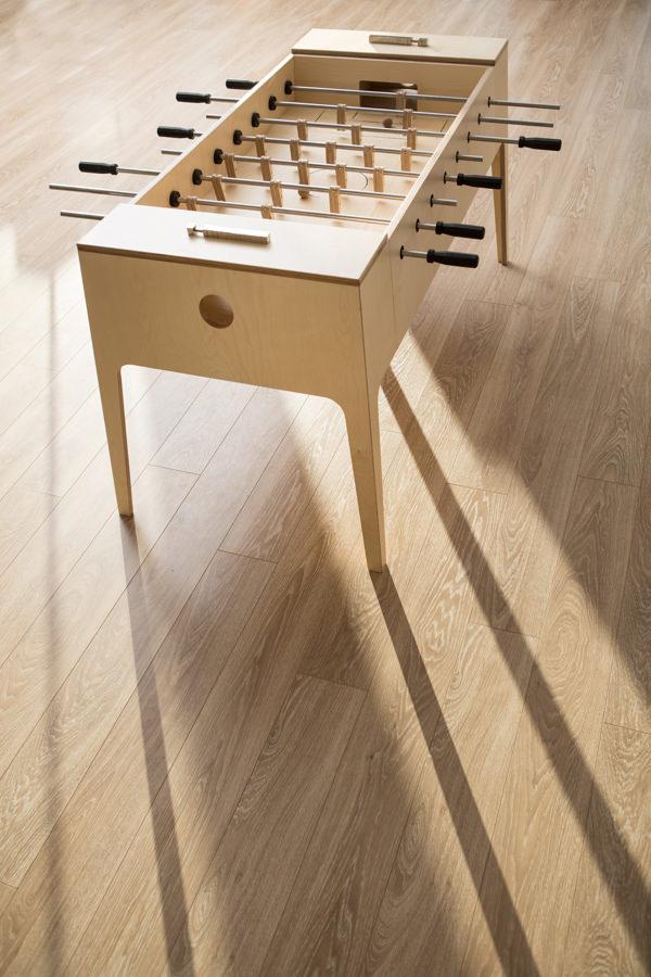 melle amo un petit baby foot. Black Bedroom Furniture Sets. Home Design Ideas