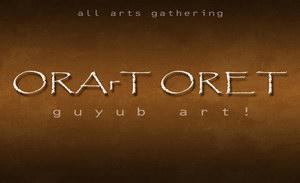 Orat Oret guyub Art Semarang Logo