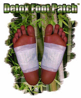 koyo kaki detox foot patch