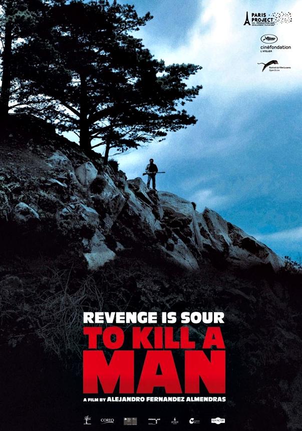 To Kill a Man - Matar a un hombre póster