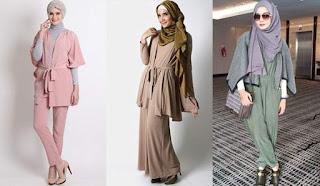 Model Baju Muslim Zaskia Sungkar