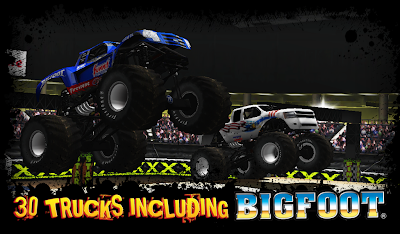 Monster Truck Destruction 1.02.1 Apk Mod Full Version Data Files Download-iANDROID Games