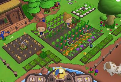 農場模擬經營與塔防遊戲的完美結合,Farm For Your Life 你的農場生活綠色免安裝版!