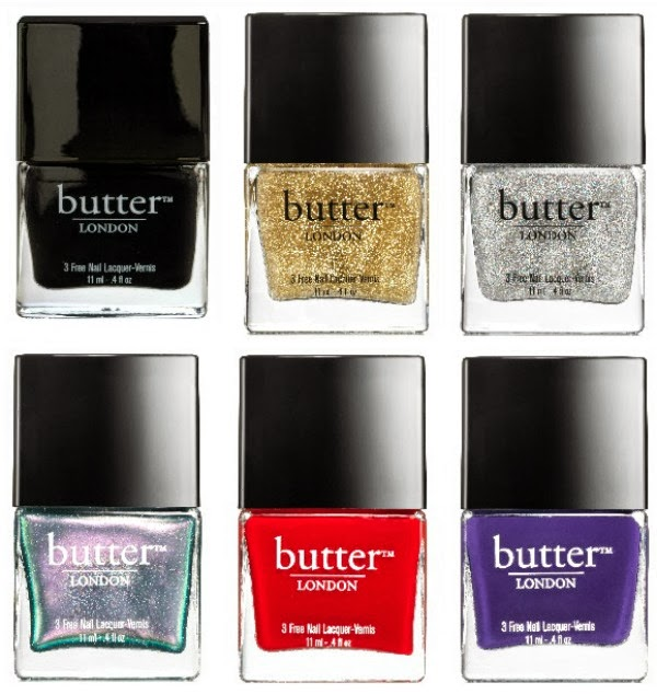 butter LONDON Illusionists Holiday Collection 2013