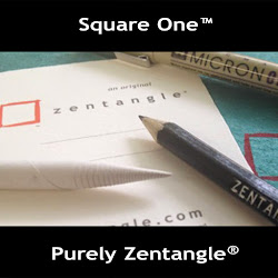 Square One: Purely Zentangle