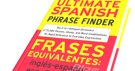 English for everyone the ultimate spanish phrase finder for Caudal en ingles