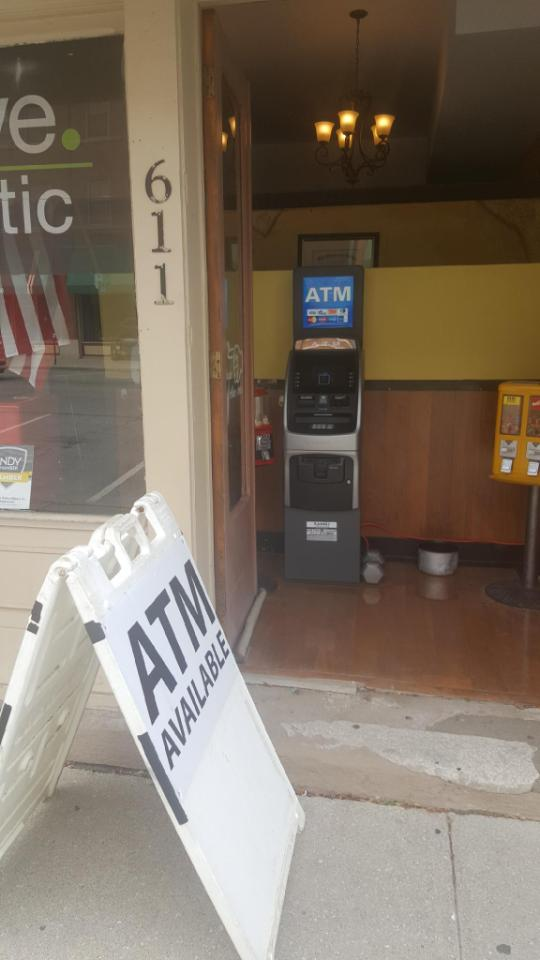 ATM Massachusetts Avenue