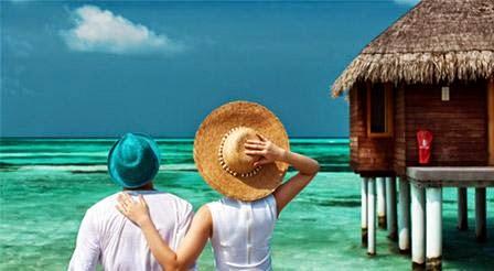 أبرز الخلافات التي تنشب بين الزوجين خلال الاجازة -عطلة - man woman vacation hoiliday