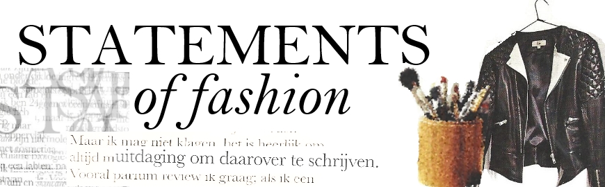 -Statements of Fashion-
