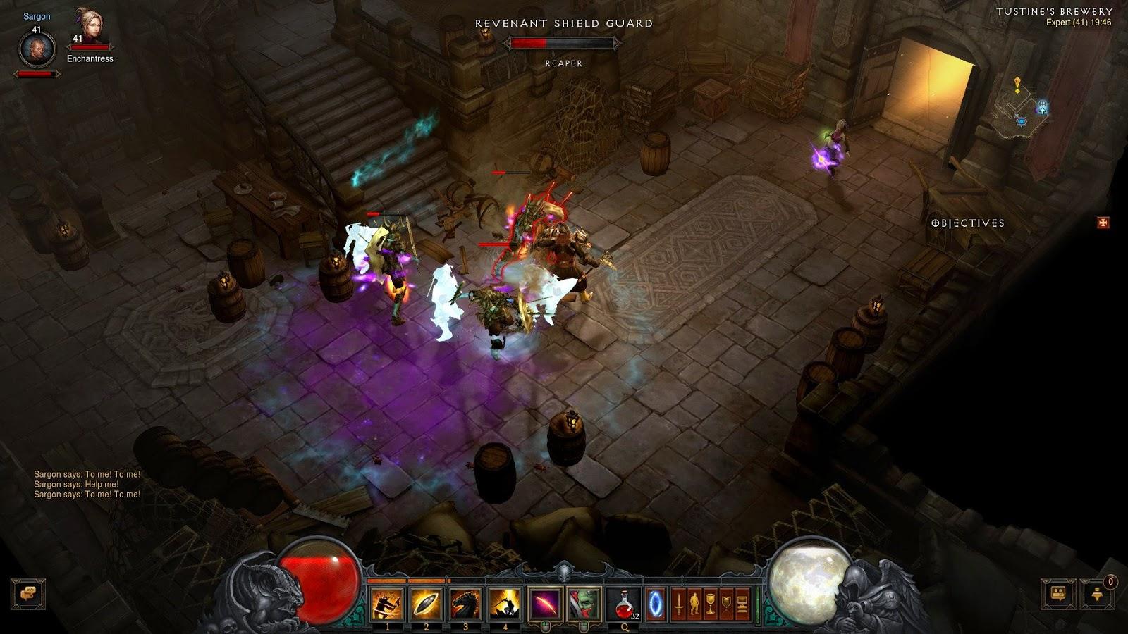 multi5 español Expansión de Diablo III completo