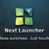 next launcher apk 1.0 download full