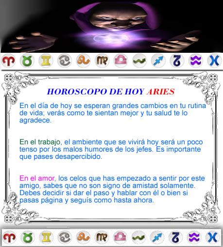horoscopo aries