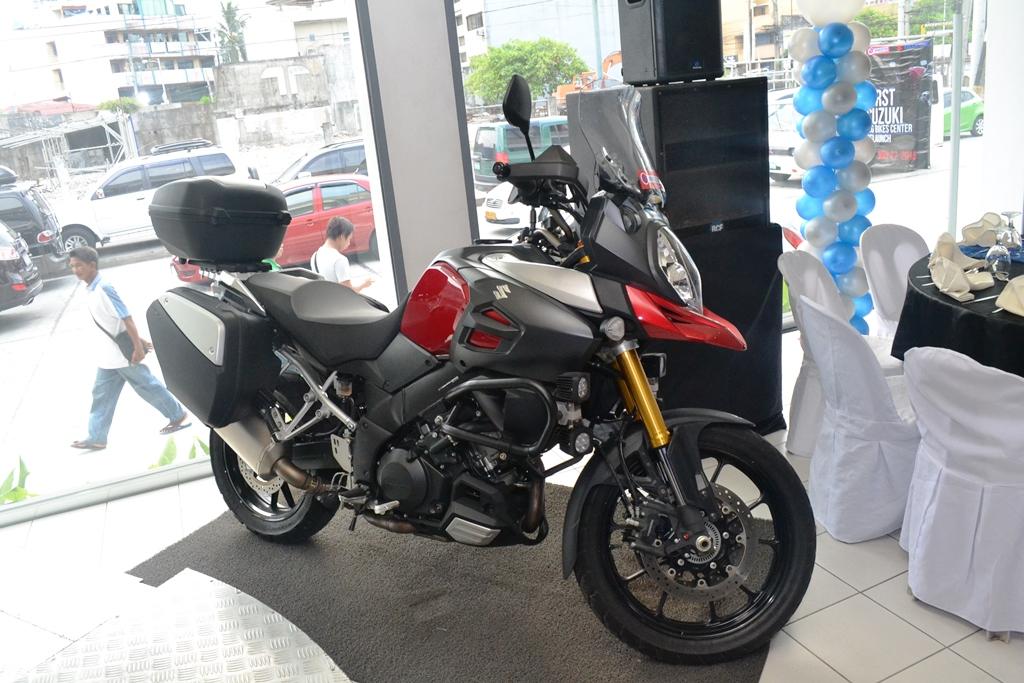 Suzuki Motorcycle Service Center Philippines