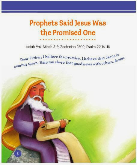 Jesus and Me Bible Storybook sample page 1