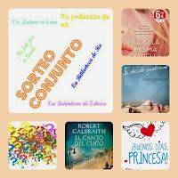 http://labibliotecadero.blogspot.com.es/2014/05/sorteo-conjunto-5-libros-5-ganadores.html