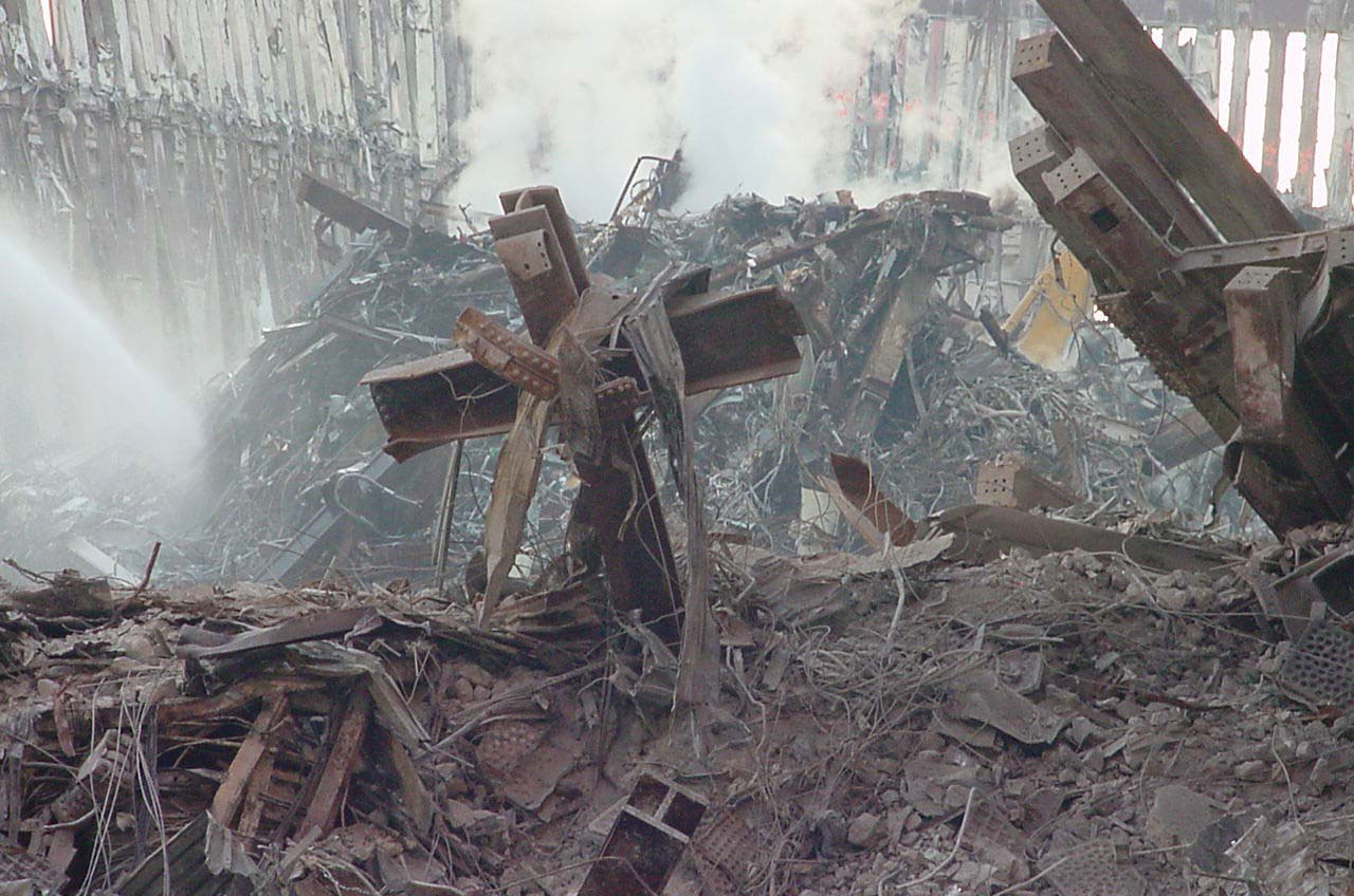 usas answer to the september 11 attack Police departments from around the united states and canada joined the march around lower manhattan(sept 9) ap united flight 175 on the verge of striking the south tower of the world trade center on sept 11, 2001.