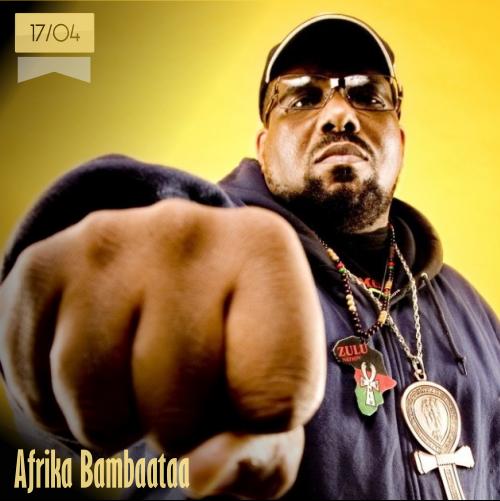 17 de abril   Afrika Bambaataa - @MusicaHoyTop   Info + vídeos