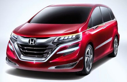 honda new car release dates2017 Honda Odyssey Release Date  New Car Release Dates Images