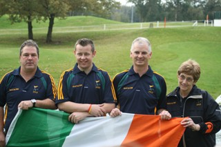 Irlanda ganó la III edición del 2008 de la Copa del Mundo