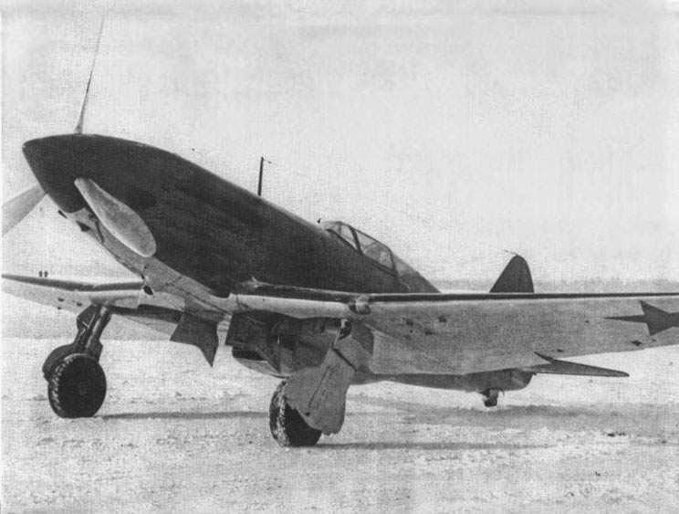 MiG-3 para Finlandia (WW2)