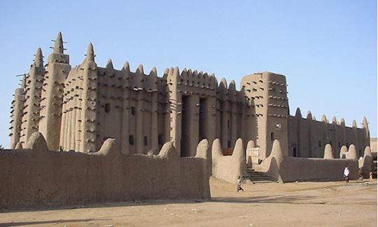 Jejak Kota Tua Bersejarah dan Nuansa Islam Timbuktu, Mali