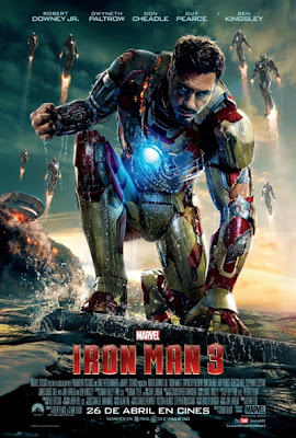 iron man 3 20110 Iron Man: 3 (2013) Español Latino