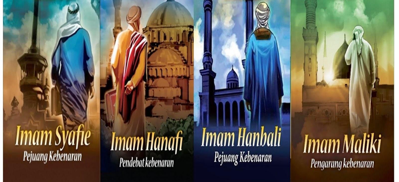 [Islam] Sekilas Tentang Empat Madzhab