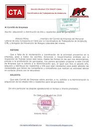 Proponemos al Comité de Empresa que solicite la adquisición y distribución de kits y repelentes par