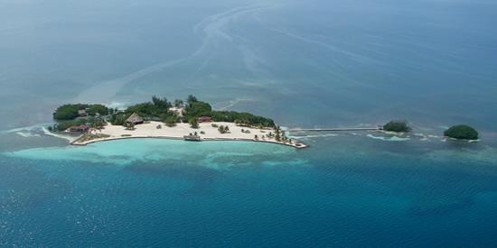 Private island for sale, Belize