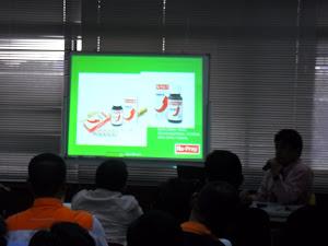 tongkat Ali Nu-Prep 100 Bersama Bank Rakyat ' Seminar Kesihatan'