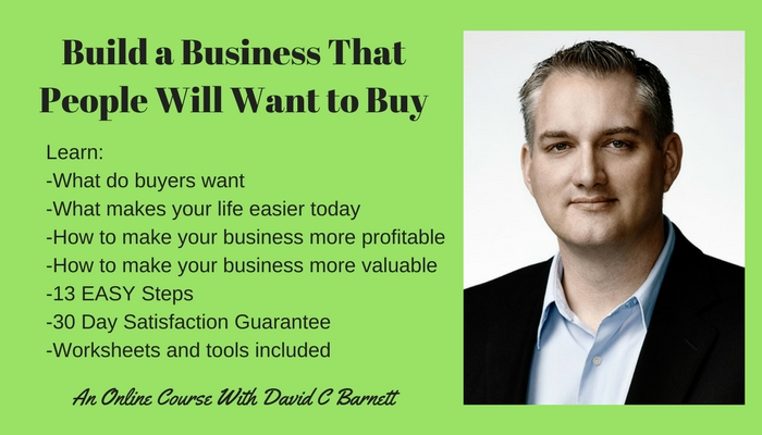 Make your business better