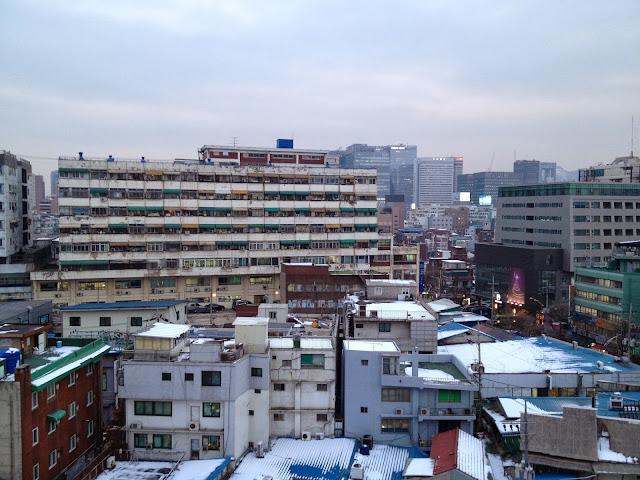 Seoul, Gennaio 2013